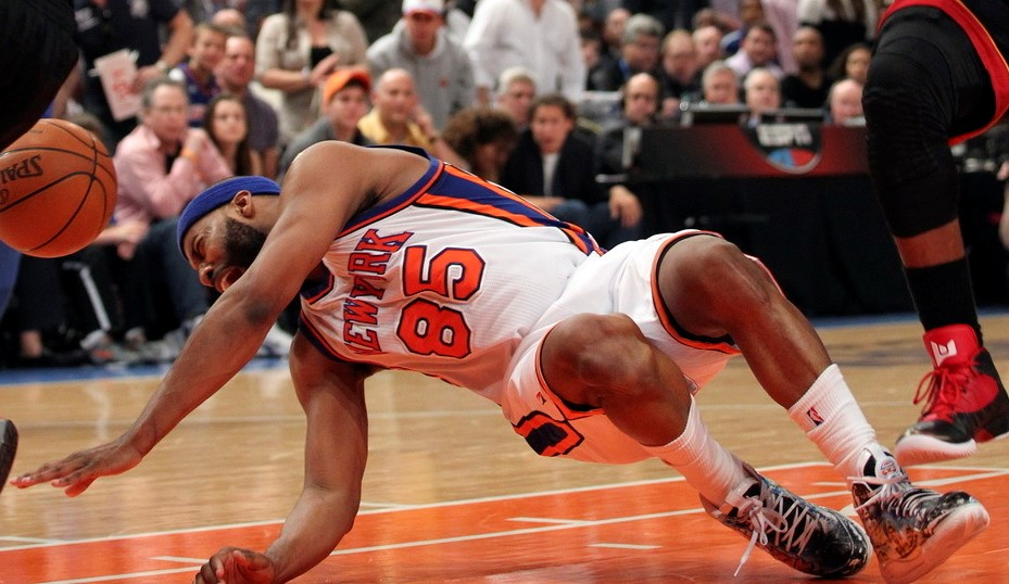 Baron Davis New York Knicks