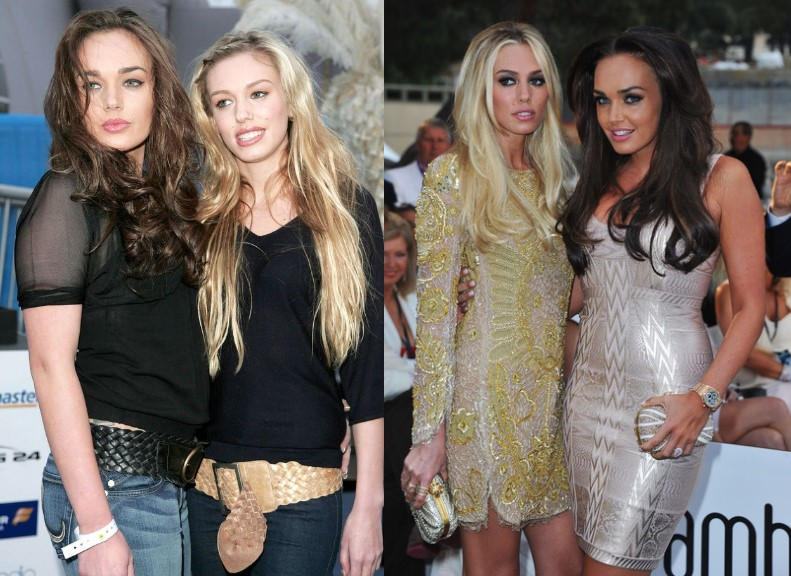 Tamara And Petra Ecclestone – 4.2 Billion