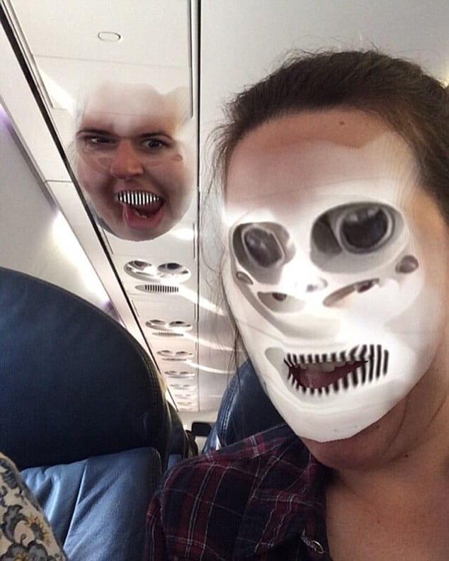 Faceswap Terrors