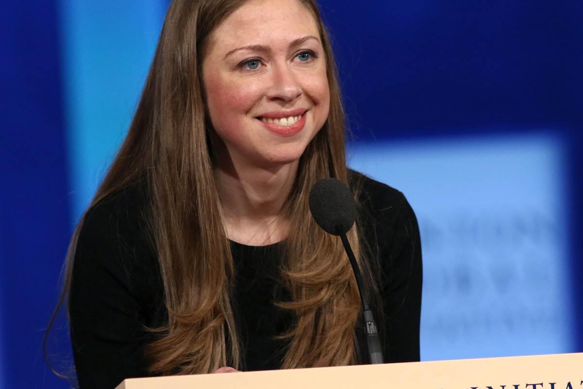 Chelsea Clinton – 30m