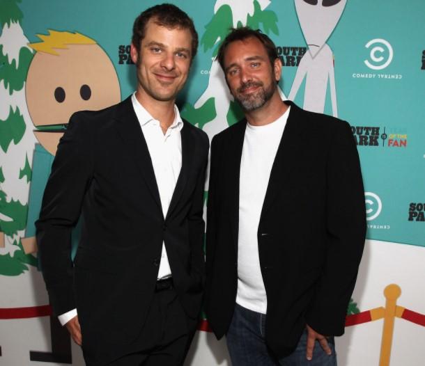 Matt Parker And Trey Stone