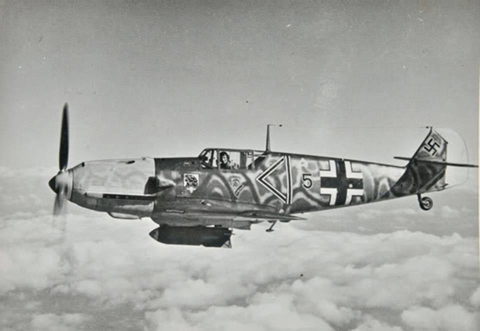 Image 28 Bf109