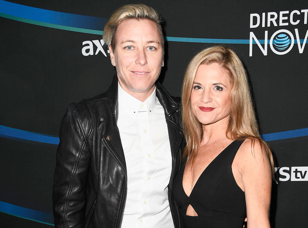 Abby Wambach And Glennon Doyle Melton