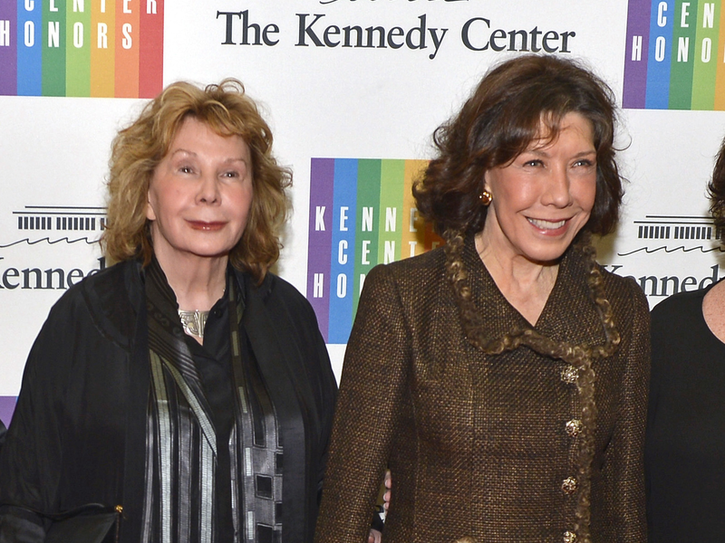 Lily Tomlin Jane Wagner