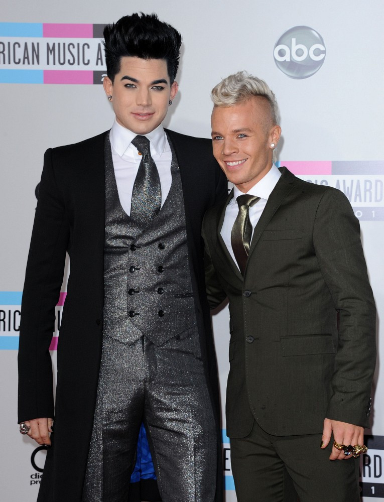 Adam Lambert And Sauli Koskinen1