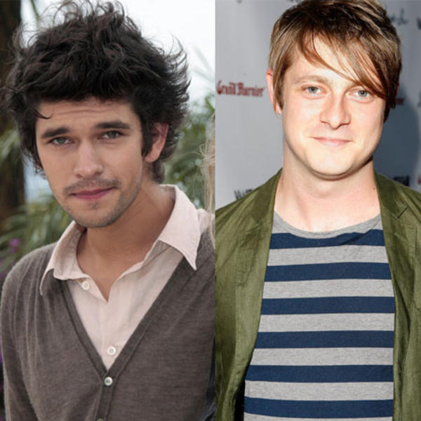 Ben Whishaw And Mark Bradshaw1