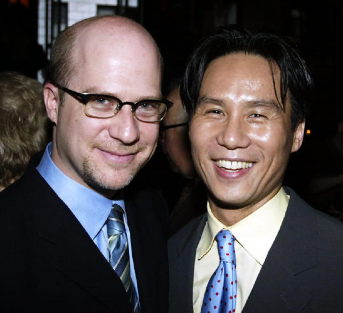 B.D. Wong And Richie Jackson1