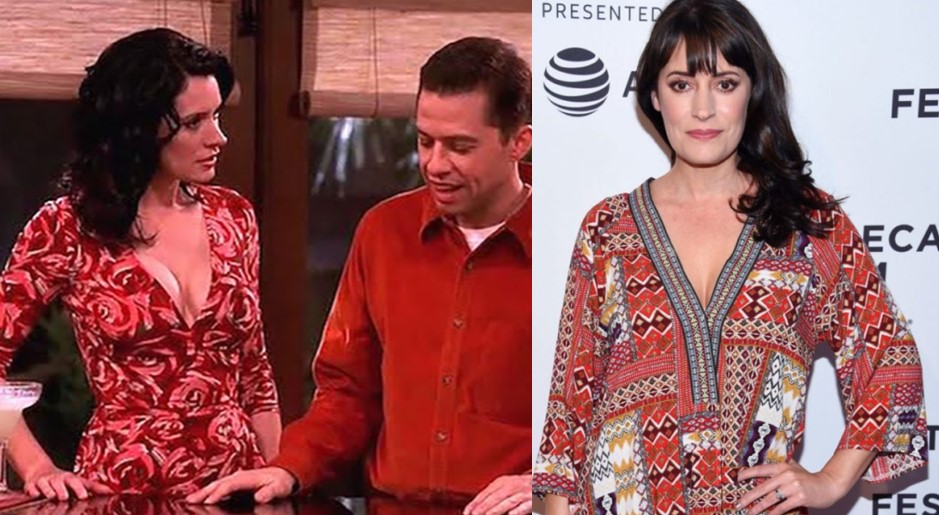 Paget brewster two and a half men