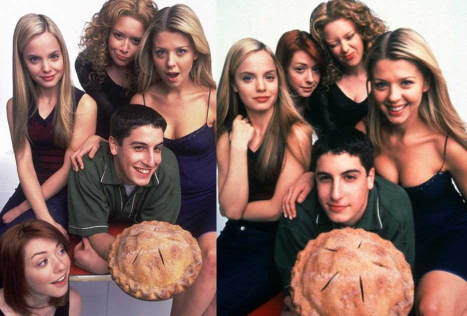 attraktiver Preis beste website Räumungspreis genießen The Women Of 'American Pie': Where Are They Now? - Page 28 ...