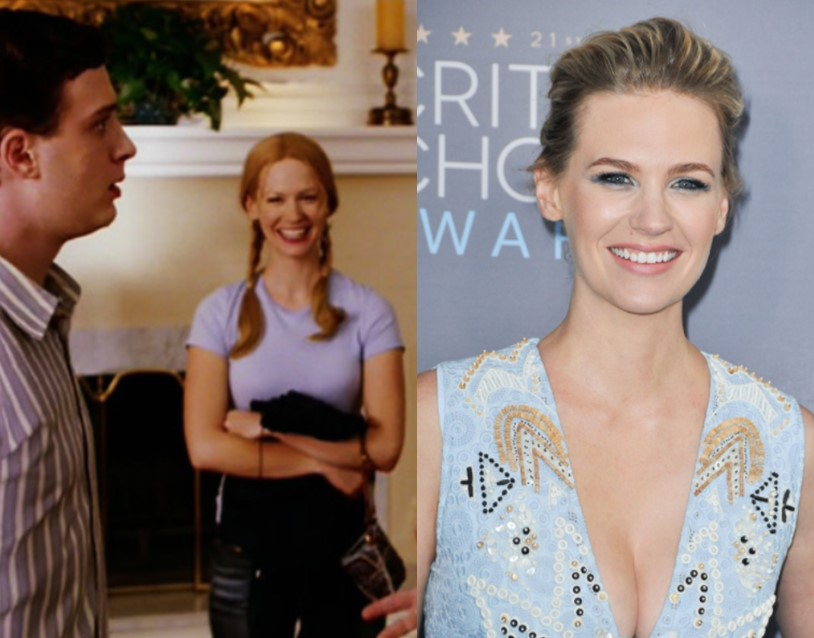 The Women Of 'American Pie': Where Are They Now? - Page 12 ... January Jones Son 2019