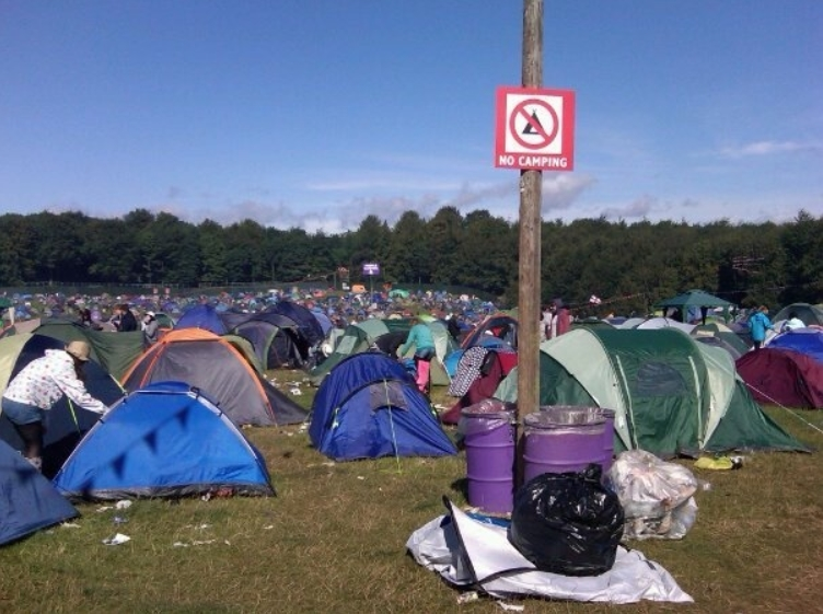 Law Abiding Campers
