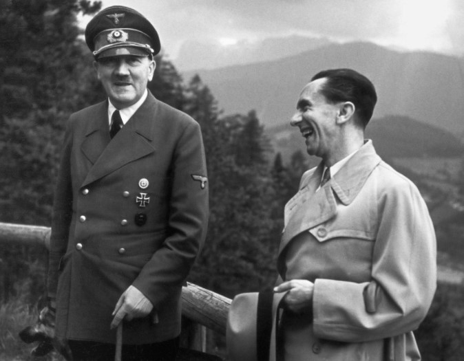 Hidden Bunker For Adolf Hitler And Joseph Goebbels