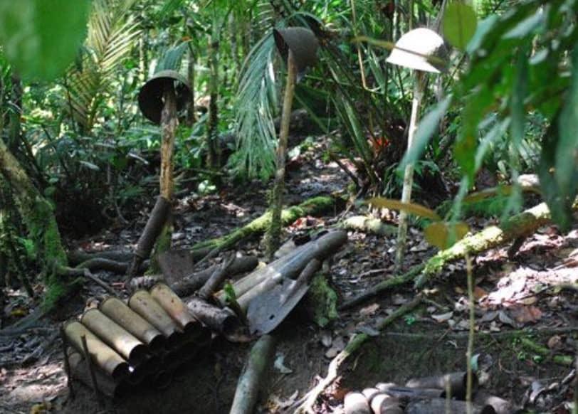Lost Battlefield Found In Papua New Guinea Jungles
