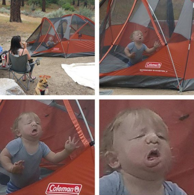 When Camping Is Just Not For You