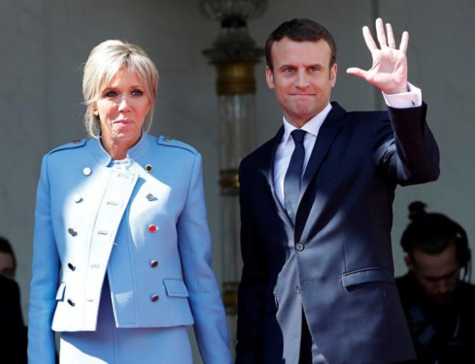Emmanuel Macron And Brigitte Trogneux A Forbidden Love