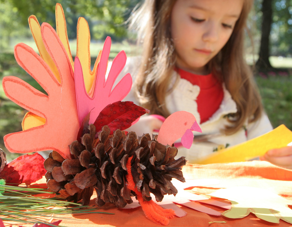 5 Fun Thanksgiving Crafts For Kids