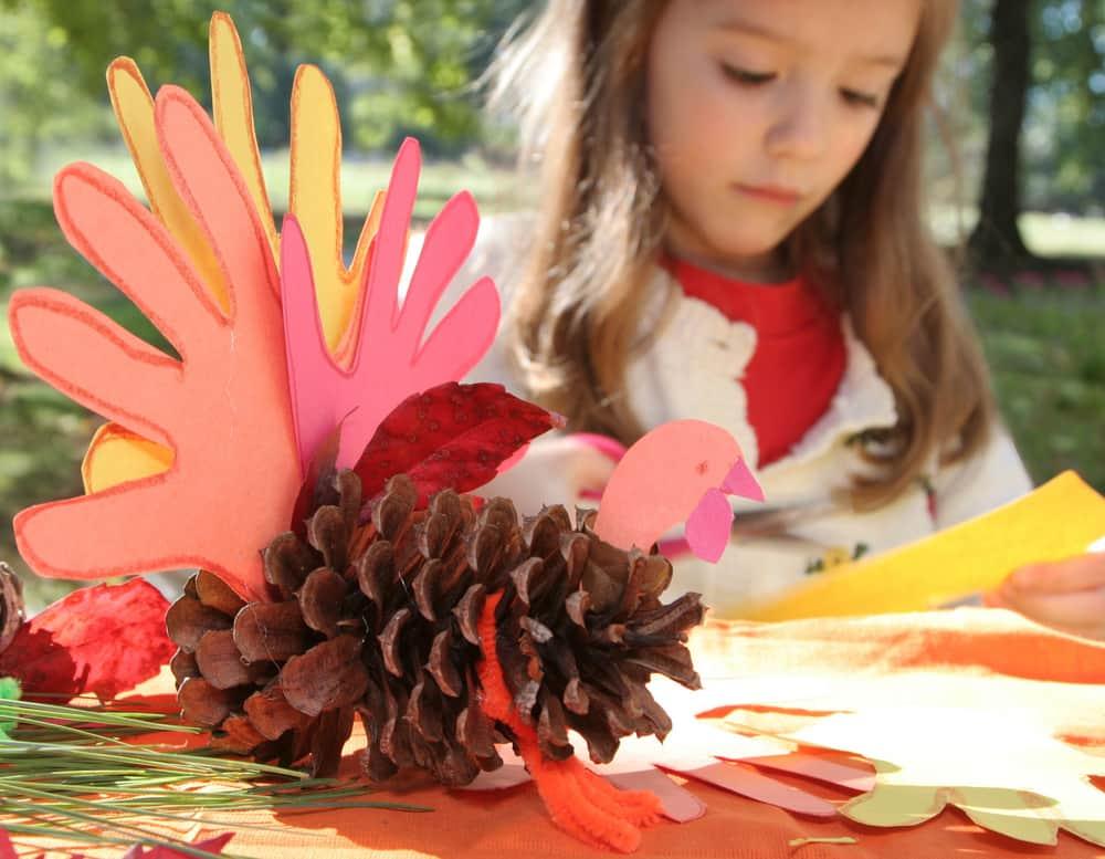 5 Fun Thanksgiving Crafts For Kids