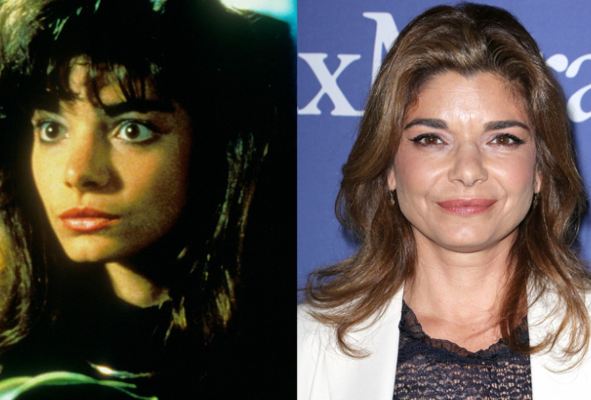 LAURA SAN GIACOMO, 56 YEARS OLD