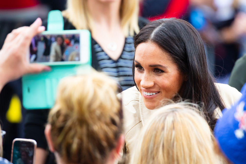It Looks Like Meghan Markle Signed A Deal With Disney