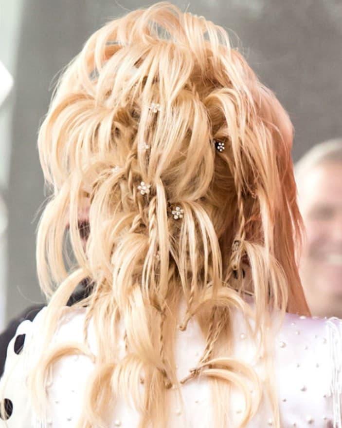 Poofy, Big Hairdo