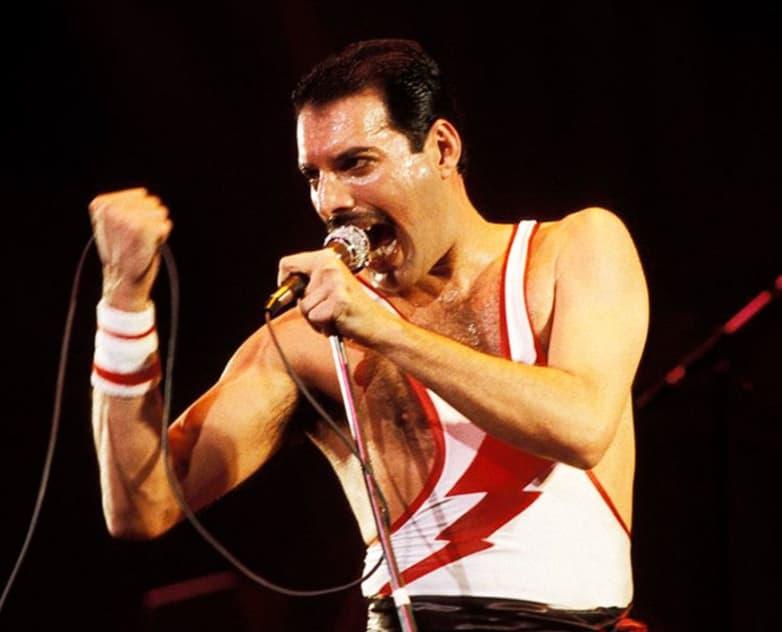 Freddie Mercury - $50 million